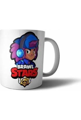 Fz Brawl Stars Shelly Kupa Bardak