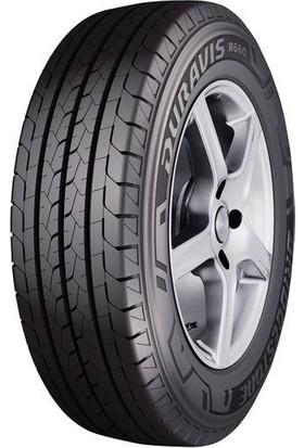 Bridgestone 285/65R16C 131R Duravis R660 12Pr Hafif Ticari Yaz Lastiği (Üretim Yılı: 2020)