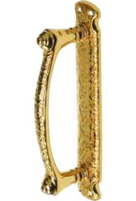 Vista D'oro 24 Ayar Altın Kaplama Çekme Kapı Kolu