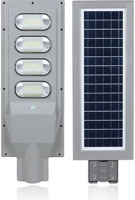 İsos Güneş Enerjili Sokak Lambası 120 W