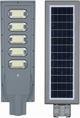 İsos Güneş Enerjili Sokak Lambası 150 W