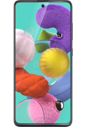 Smody Samsung Galaxy A51 9d Nano Esnek Ekran Koruyucu Cam