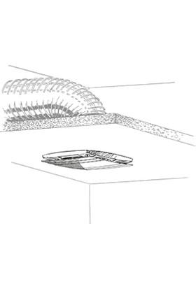 Blauberg Quatro 125 T Zaman Ayarlı Plastik Banyo Fanı 167 M3H