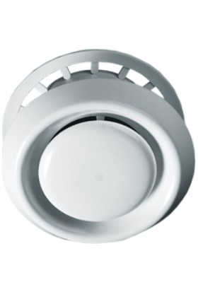 Blauberg Vpr 100 Plastik Gemici Anemostat 100 mm
