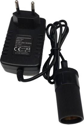 OEM 220V To 12V 2A Arac Çakmaklıgı Ac / Dc Dönüştürücü Adaptör