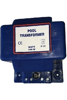 Pool Light Havuz Trafosu 220/12 Volt 100 Watt