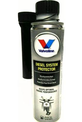 Valvoline Dizel Enjektör ve Yakıt Sistemi Temizleyici ve Koruyucu Katkı 300 ml