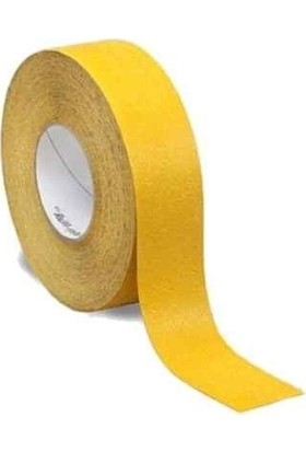 Iklim merdiven Kaydırmaz Bant Sarı 50 mm x 25 m