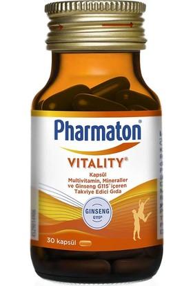 Pharmaton 30 Kapsül Multivitamin