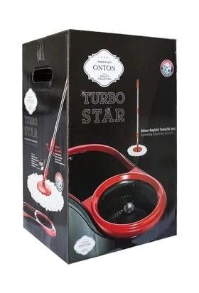 Onton Turbo Star Döner Başlıklı Temizlik Seti