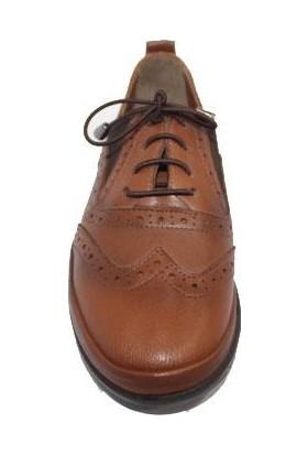 Marine Shoes Kadın Deri Sneaker 0292 38