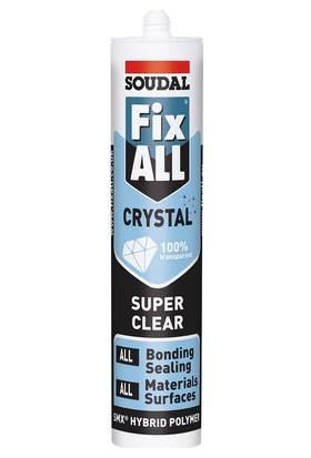 Soudal Fix All High Tack Crystal Şeffaf 290 ml