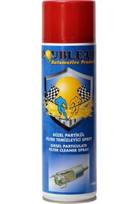 Double-Up Dizel Partikül Filtre Temizleyici Sprey 500 ml