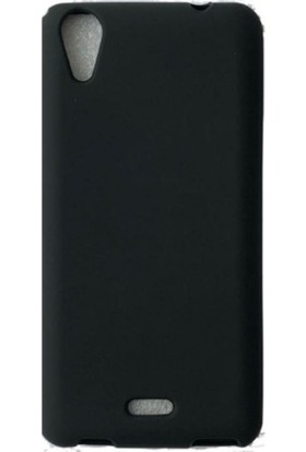 Herdem Casper Via V3 Kılıf Ultra Lüx Soft Mat Silikon Siyah
