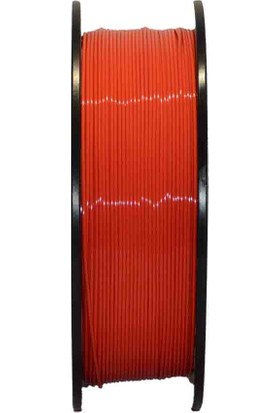 Elas 3D Elas 1.75mm Pla Plus Filament 1kg Kırmızı