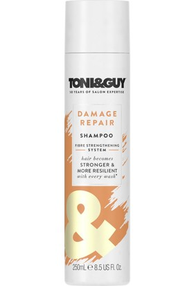 Toni&Guy Yıpranmış Saçlar İçin Şampuan 250 ml