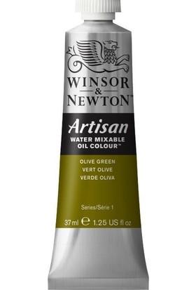Winsor & Newton 447 S.1 Artisan Yağlı Boya 37 ml Olive Green