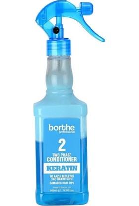 Borthe Profesyonel Keratin Fön Suyu 500 ml