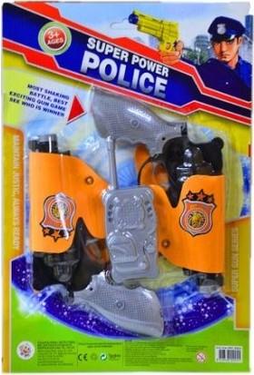 Bircan Kartelada Süper Power Polis Seti