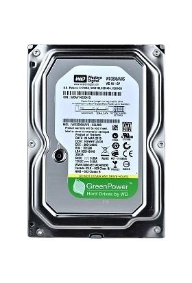 Western Digital Av-Gp WD3200AVVS 320 GB HDD