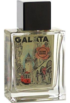 Cultural Heritage Galata Edp 50 Ml Erkek Parfüm
