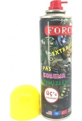 Force Extra Pas Koruma Yağ Sprey