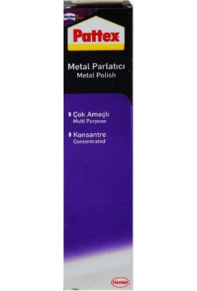 Pattex Metal Yüzel Parlatici 80 gr