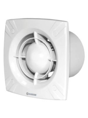 Blauberg Slim 125 H Nem Sensörlü Plastik Banyo Fanı 190 M3H