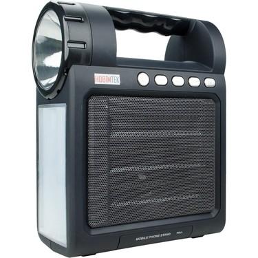 hobimtek hp 26 isildak ve el feneri bluetooth radyo