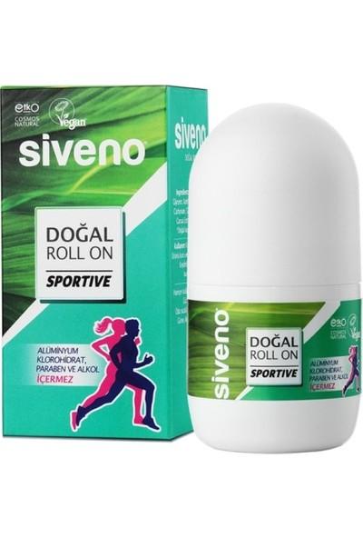 Siveno Doğal Roll - On Sportive 50 ml x 2 Adet