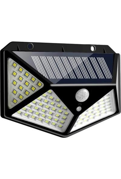 Didihou Güneş Enerjili Hareket Sensörlü IP65 Suya Dayanıklı 100 LED Lamba