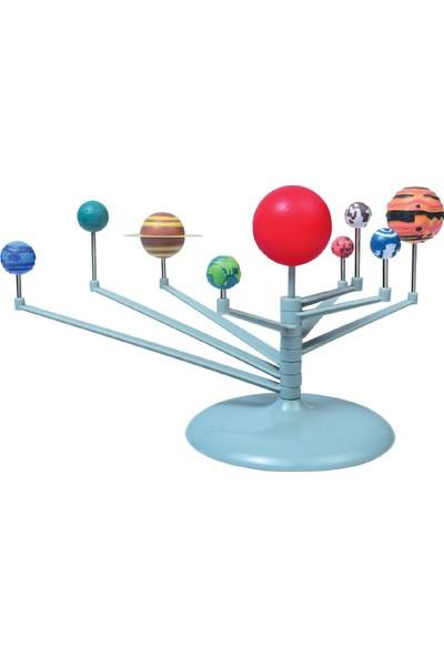 Ece Güneş Sistemi Modeli – Öğrenci Modeli – Demonte