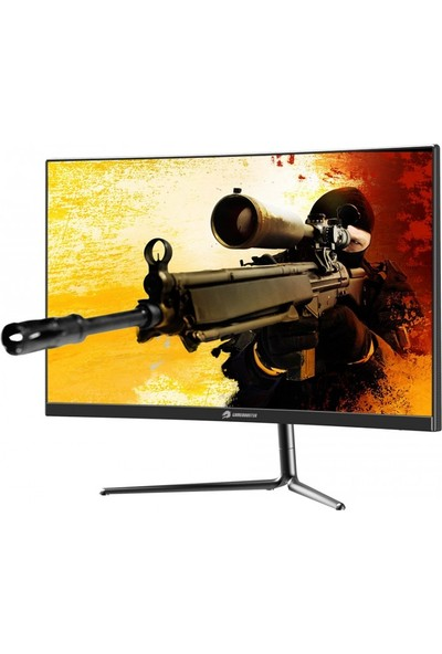 "GameBooster GB-2461CF 24"" 144Hz 1ms (HDMI+Display) FreeSync Full HD Curved Monitör"
