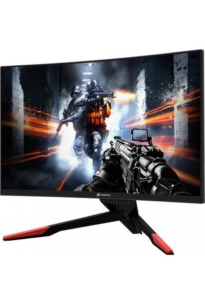 """GameBooster GB-277GCF 27"""" 165Hz 1ms (HDMI+Display) FreeSync Full HD Curved Monitör"""