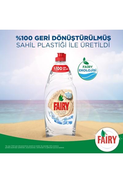 Fairy 3 lt Sıvı Bulaşık Deterjanı Ekolojik Ambalaj (6x0,5lt)