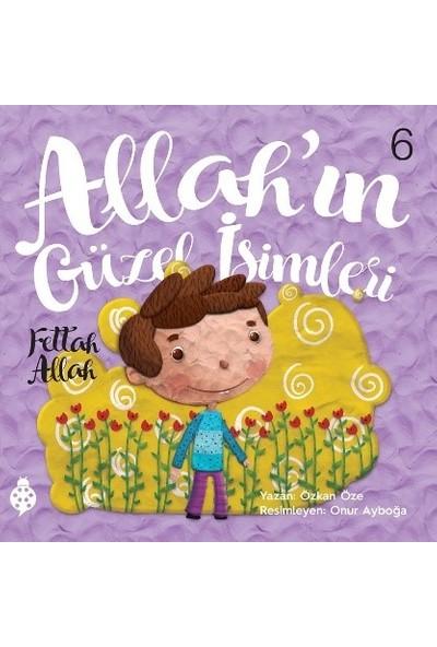 Allah'ın Güzel İsimleri – 6 Fettah Allah - Özkan Öze