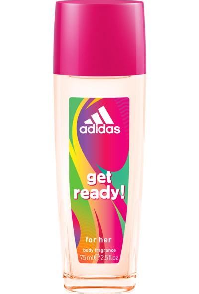 adidas Get Ready Kadın Deodorant 75 Ml
