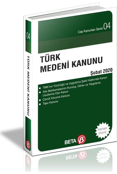 Türk Medeni Kanunu (Cep Kanunu)