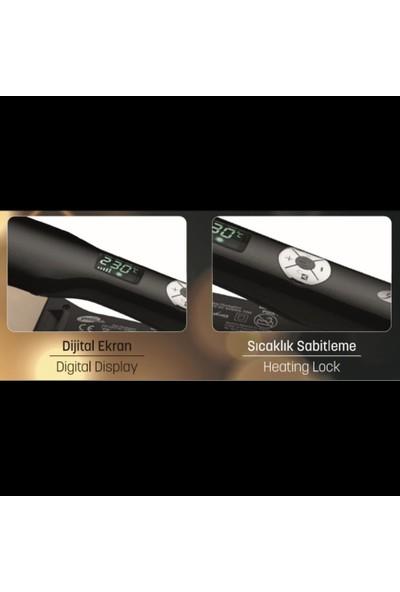 Goldmaster PA-3216 Prosense 75W Keratinli Saç Düzleştirici