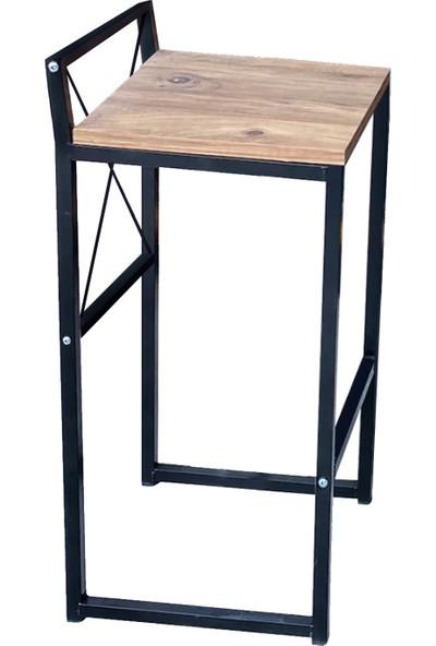 Bar Sandalyesi Bar Taburesi Yüksek Sandalye 5152