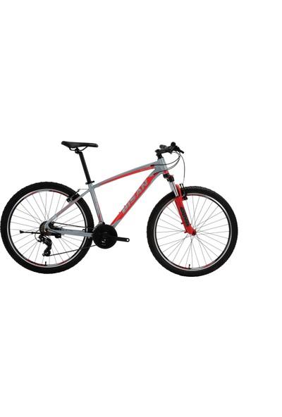 Bisan MTX 7100 29 Jant 21 Vites Bisiklet 48 cm - Gri Kırmızı