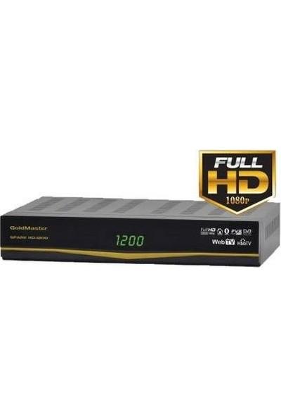 Goldmaster HD-1200 Spark Dijital Uydu Alıcısı