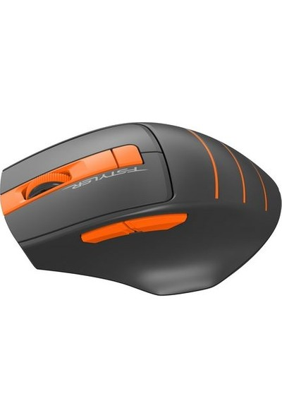 A4 Tech FG30 Kablosuz Mouse Turuncu