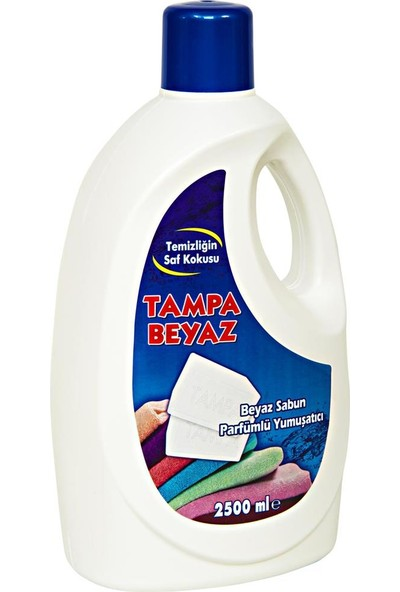 Tampa LH713 Beyaz Yumuşatıcı 2.5 lt