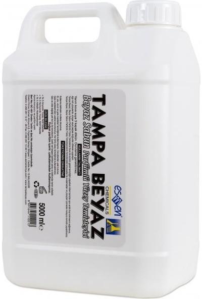 Tampa Beyaz GC501 Beyaz Sabun Kokulu Yüzey Temizleyici 5 lt