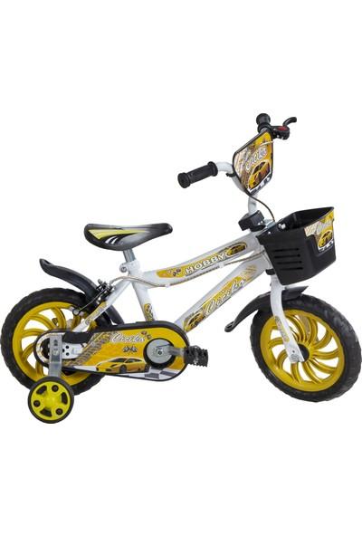 Ciciko 13 Jant Erkek Çocuk Bisikleti Sarı
