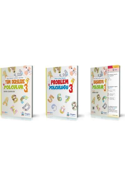 Üçgen Yayıncılık 3. Sınıf Tüm Dersler Başarıya ve Problem Yolculuğu - 3 Kitap