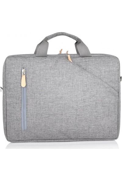 Nar Çanta Laptop/evrak Omuz/el Çantası NC-LT-003 Gri