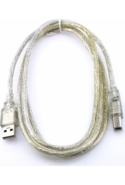 Tewise USB Yazıcı Kablosu 140 cm