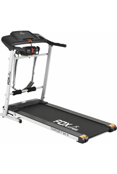 Fox Fitness Target 90S Motorlu Masajlı Koşu Bandı